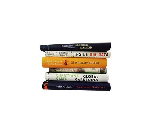 Symbolbild Wissens-Buchpakete